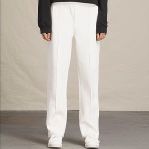 NEW ALLSAINTS Edie Trousers in White, Size Small